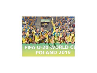 Ecuador  subió al podio mundial