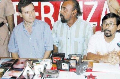 Brasil revoca refugio de los prófugos de secuestro Arrom, Martí y Colmán
