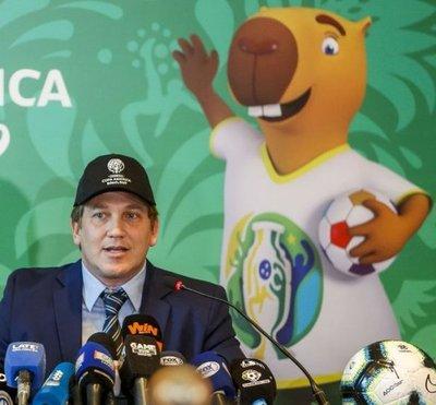 Australia y Catar, en Copa 2020