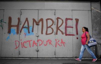 Venezuela, atrapada en un perverso pulso de fuerzas