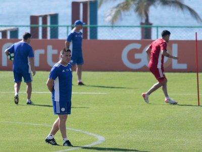 El probable onceno de Paraguay ante Qatar
