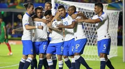 Brasil golea a Bolivia en partido inaugural de la Copa América