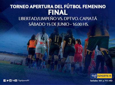 Se resuelve el torneo Apertura femenino