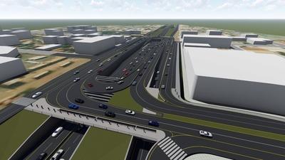 CDE: Multiviaducto se construirá con empresas y obreros paraguayos, dicen