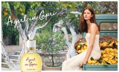 HOY / Presentan la fragancia A Girl in Capri