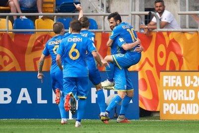Ucrania es campeón del mundo