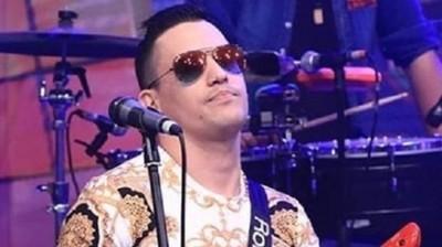 El cantante Juan Aranda brindó su apoyo a Vivi Figueredo