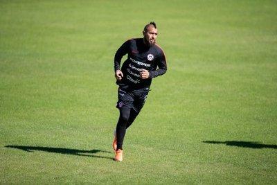 """Vidal promete un """"Chile de temer"""""""