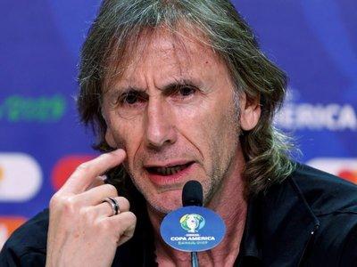 """Ricardo Gareca: """"Me voy conforme con el rendimiento pero no con el resultado"""""""