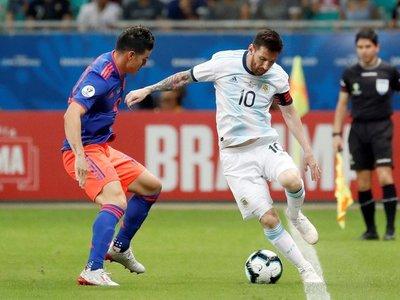 Revivií el paso a paso del triunfo de Colombia ante Argentina