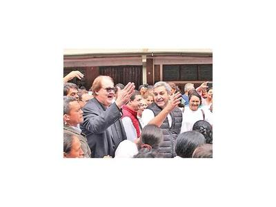González Vaesken no descarta competir para la Junta de ANR