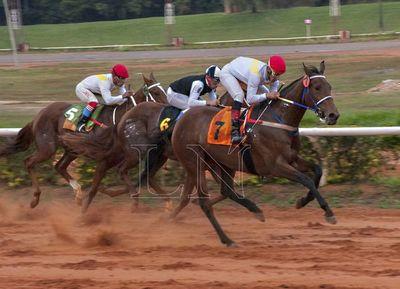 Buenas carreras en el Jockey