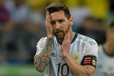 Ni Messi ni Argentina