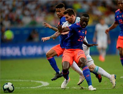 Colombia pierde por lesión a un importante referente