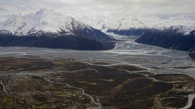 Permafrost del Ártico se derrite 70 años antes de lo esperado