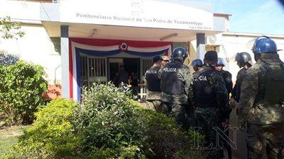 Nueve muertos en violento enfrentamiento en Penal de San Pedro