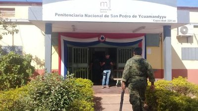 Evacuan Hospital de San Pedro