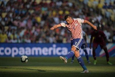 """El gol de """"Tacuara"""""""