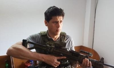 Enrique Pavón continúa con su preparación para la película