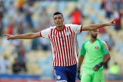 El récord de 'Tacuara' en la Copa América