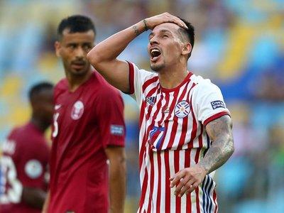 Paraguay se duerme y cede empate ante Qatar en el debut
