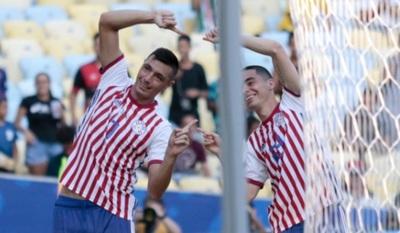 Paraguay vuelve a desilusionar