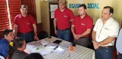 Programa Tenonderã inicia proceso de inclusión de 800 nuevas familias en el departamento de Caaguazú