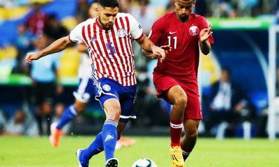 Paraguay saca un empate con sabor a derrota