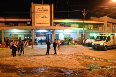 Nuevo motín en Tacumbú deja dos heridos