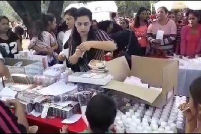 Denuncian uso de medicamentos para jornada política en Caaguazú