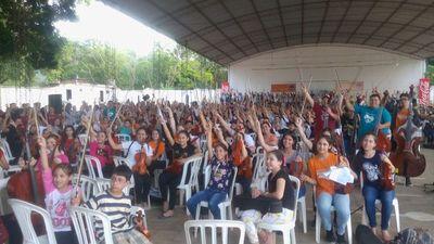 #SuenaYaguarón: 1.175 jóvenes conectados al mejor Paraguay