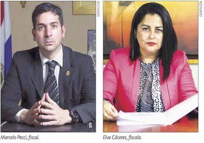Ante Jurado de Enjuiciamiento denuncian a dos agentes fiscales
