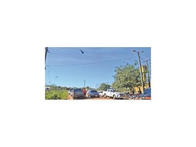Sangriento motín  deja 9 muertos y heridos    en penal de San Pedro