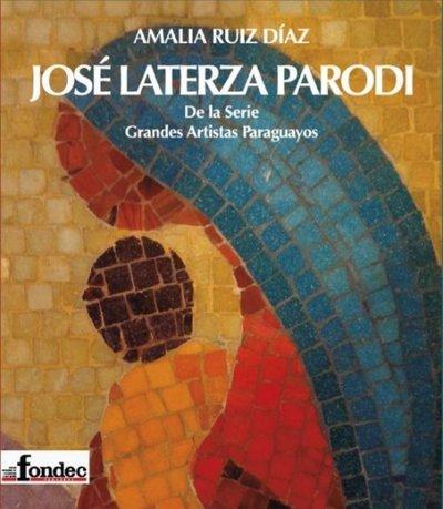 Libro sobre Laterza Parodi
