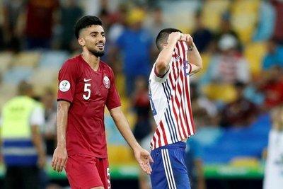Paraguay concedió un empate en su debut