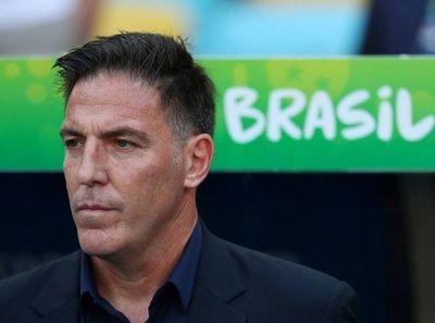 """Berizzo dijo que Paraguay """"perdió el control"""" tras primer gol de Qatar"""