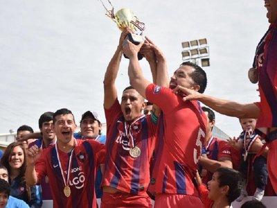 Cerro Porteño es campeón