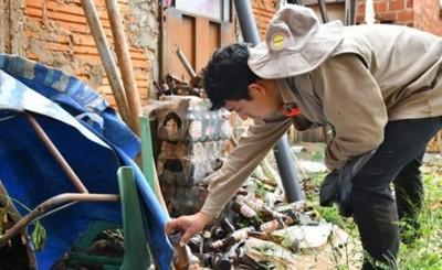 Pará-na Los Criaderos: Disminuyen casos de dengue