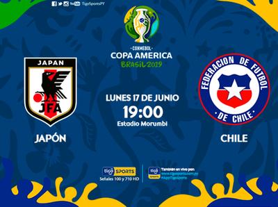 Chile empieza a defender el título