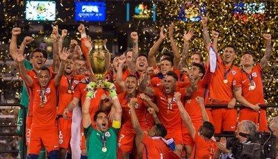 Chile defiende la Copa América ante Japón