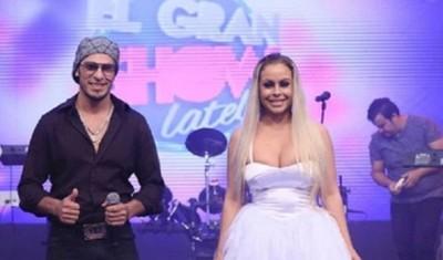 Perla Alegre y el Shaman se lanzaron al mundo de la música