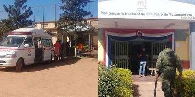 ANUNCIAN EXPULSIÓN DE PRESOS DEL PCC QUE TENGAN CAUSAS PENDIENTES EN BRASIL