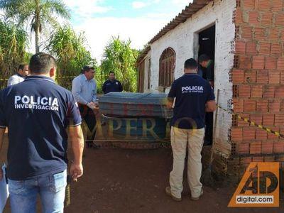 Con golpes de hacha asrsinan a un hombre en Chirigüelo