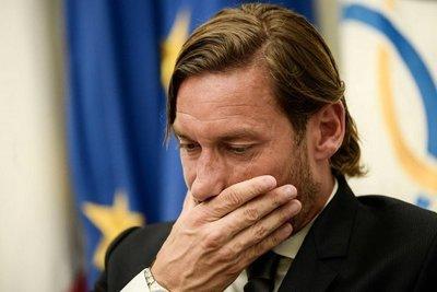 """Totti deja a """"su"""" Roma"""