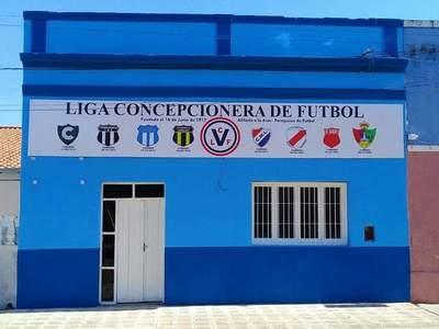 Liga Concepcionera de Fútbol cumple 102 años de vida institucional