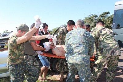 Accidente deja un muerto y dos heridos en Arroyito