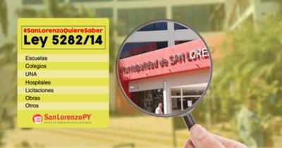 Estudio sobre Metrobus en la parte céntrica de San Lorenzo