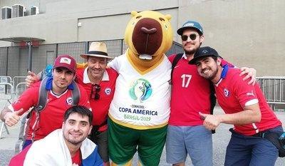 Seguí el minuto a minuto de Japón ante Chile