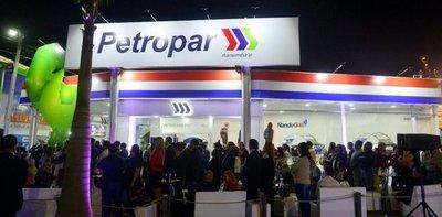 Petropar y Copaco prevén gastar millones en stands