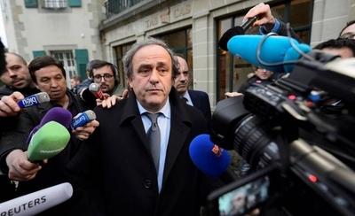 HOY / Detenido en Francia el expresidente de la UEFA Michel Platini